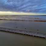 Flood control benefits of the Yolo Bypass